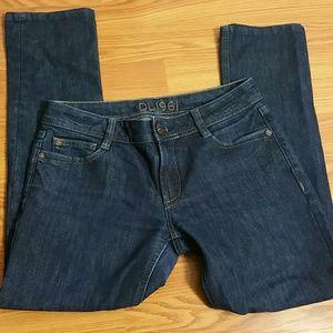 "DL1961 Women Size W27x27""L Hi-rise Skinny Jeans"